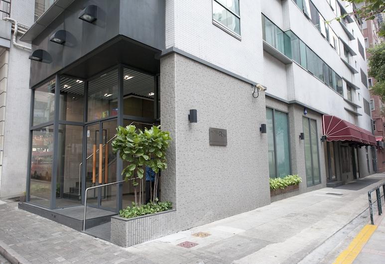 HOTEL MK newly-renovated, Kowloon, Hotellfasad