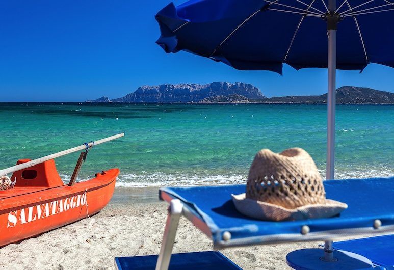 Hotel Stefania Boutique Hotel by the Beach, Olbia, Strand