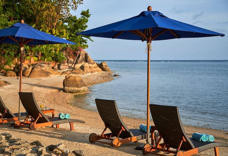 蘇梅島文藝復興溫泉渡假村, 蘇梅島, 海灘
