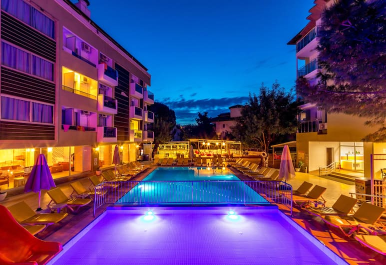 Suneoclub Mersoy Bellavista Hotel - All Inclusive, Marmaris, Otelin Önü