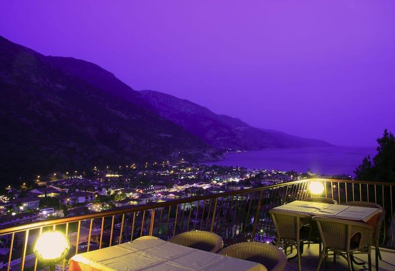 Belle vue Hotel, Fethiye, Teras/Veranda