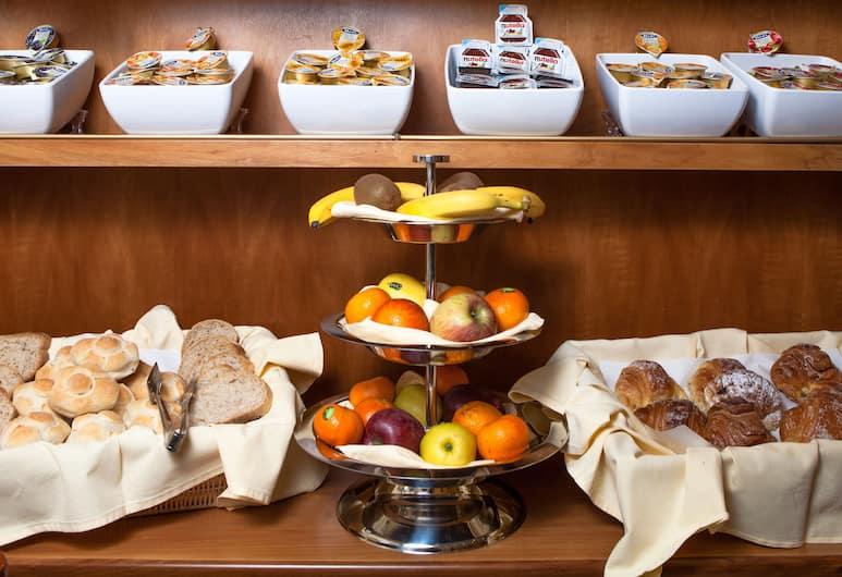 Hotel Camelia, Rome, Breakfast Area