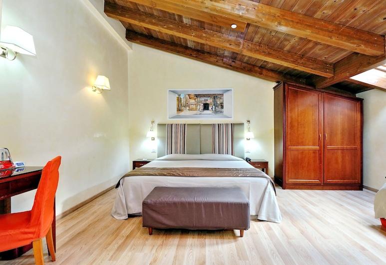 卡梅利婭飯店, 羅馬, 標準雙人房, 客房