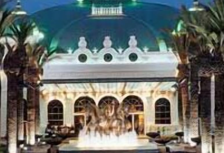 Peermont D'oreale Grande at Emperors Palace, Kempton Park, Hotel Front – Evening/Night