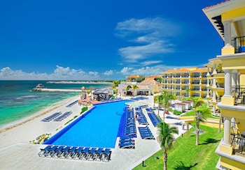 Foto van Hotel Marina El Cid Spa & Beach Resort All Inclusive in Puerto Morelos