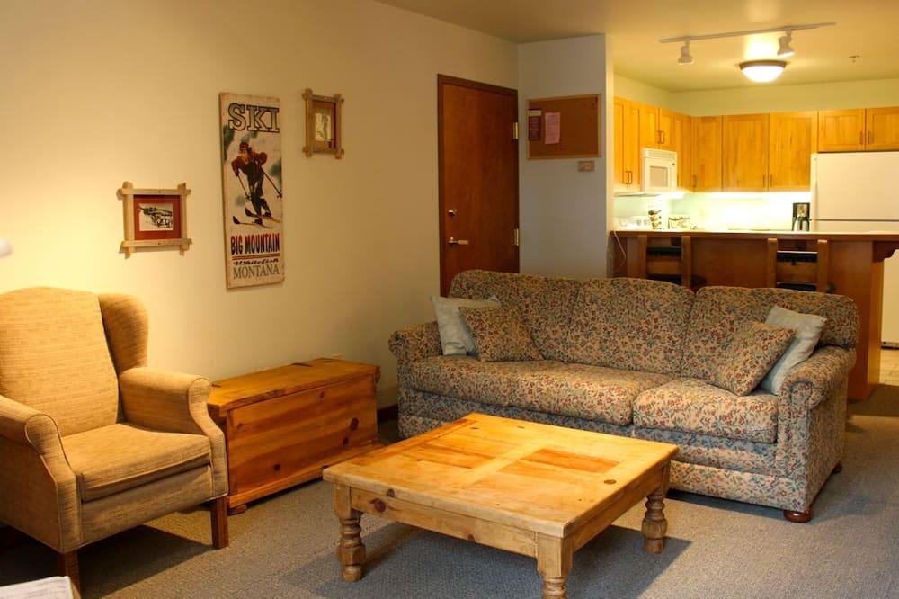 Standard Condo, 2 Bedrooms - Living Area
