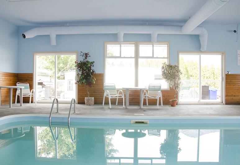 Best Budget Inn and Suites, Kamloops, Kapalı Yüzme Havuzu