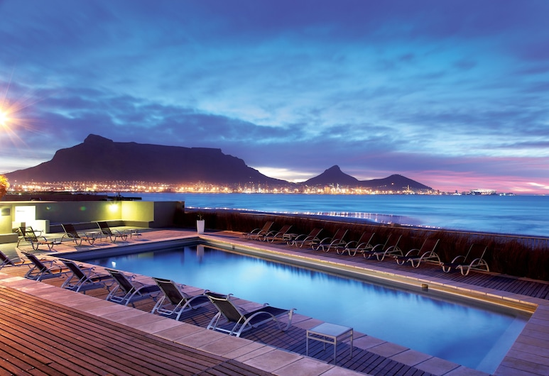 Lagoon Beach Hotel & Spa, Cape Town, View from Hotel