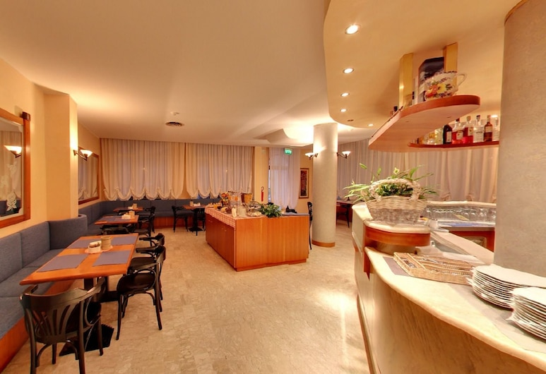 Hotel Rosa, Abano Terme, Restaurant