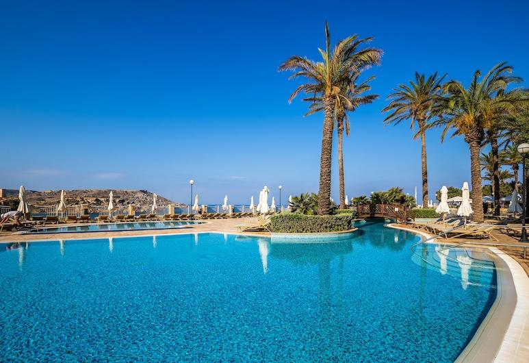 Radisson Blu Resort & Spa, Malta Golden Sands, Mellieha, Fassaad