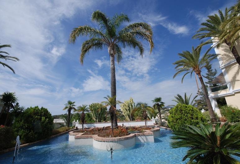Aloha Gardens, Marbella, Terrein van accommodatie