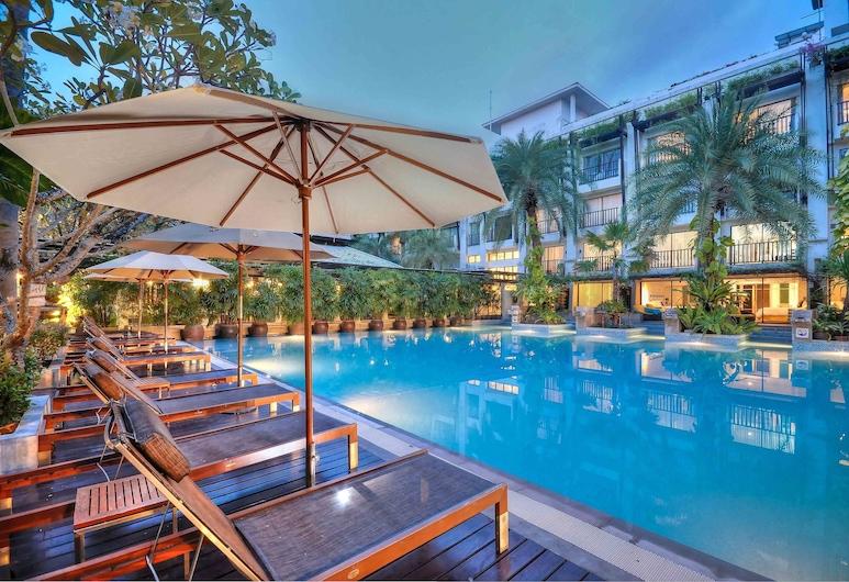 Burasari Phuket Resort & Spa, Patong, Pool