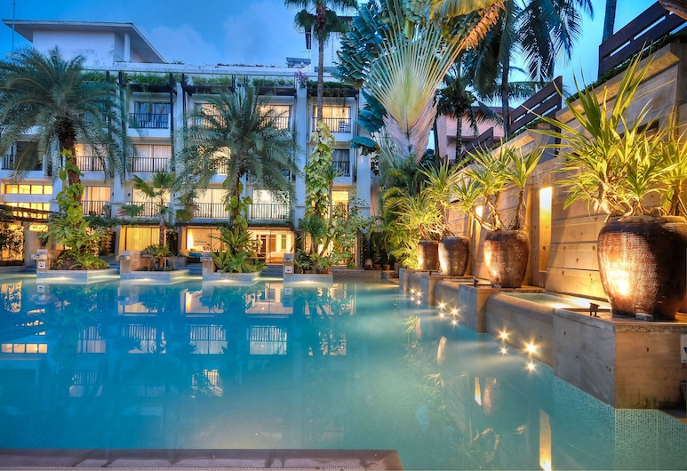 Burasari Phuket Resort & Spa, Patong, Outdoor Pool