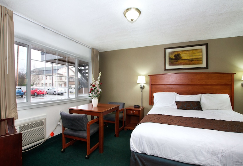 Palms Motel, Portland, King Size Room  with Jacuzzi, Tuba