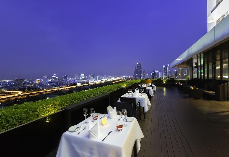 イースティン ホテル マッカサン バンコク, バンコク, 屋外レストラン
