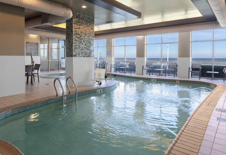 Residence Inn by Marriott Virginia Beach Oceanfront, Βιρτζίνια Μπιτς, Εσωτερική πισίνα