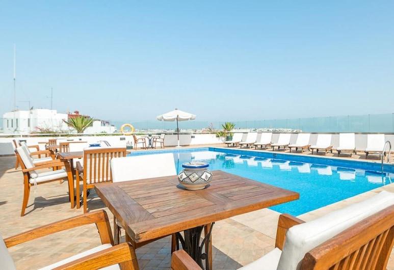 Farah Rabat, Rabat, Vonkajší bazén