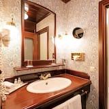 Classic-Zimmer, 2Einzelbetten - Badezimmer