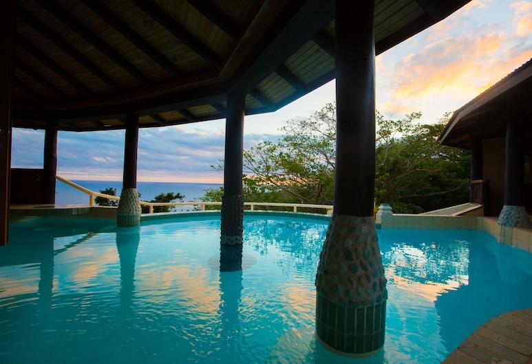 Koro Sun Resort, Savusavu, Villa (Mountain Top), Privatpool