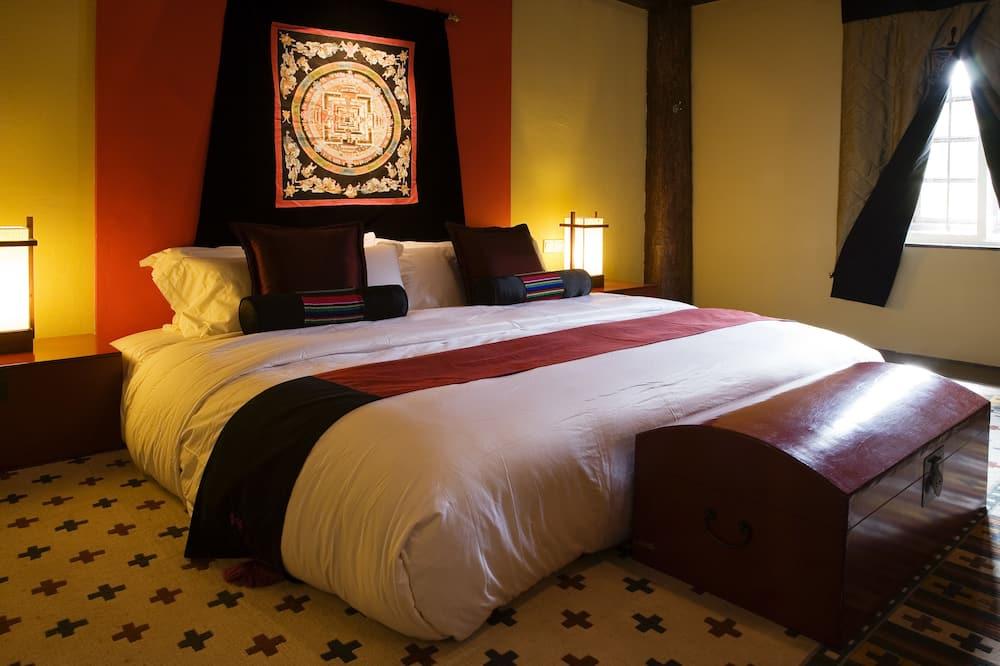 Tibet SPA Sanctuary - Living Room