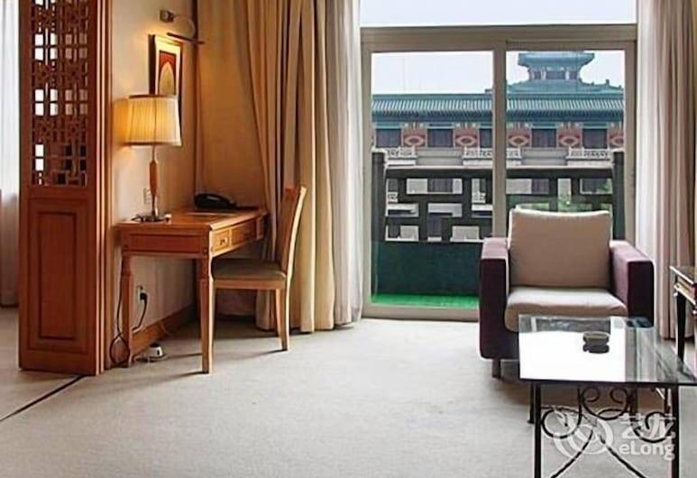 Beijing Friendship Hotel Grand Building, Beijing, Guest Room
