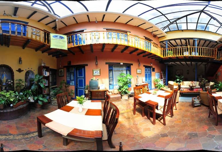 Hostal Posada Del Angel, Cuenca, Hall