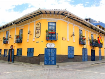 Foto van Hostal Posada Del Angel in Cuenca