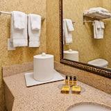 Phòng Suite, 1 giường cỡ king và sofa giường, Không hút thuốc, Lò vi sóng (with Sofabed) - Phòng tắm