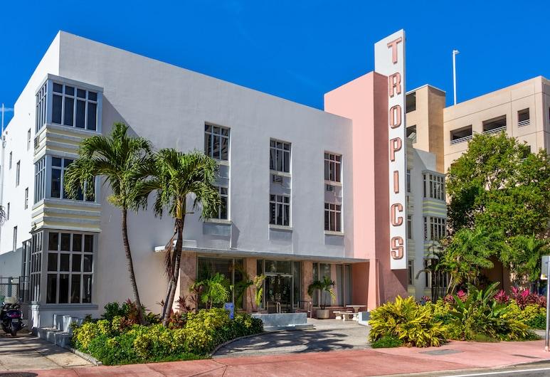 Tropics Hotel, Miami Beach