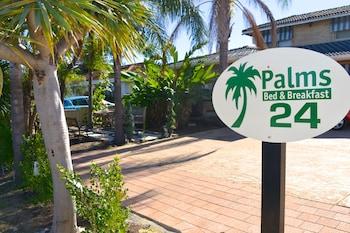 Nuotrauka: Palms Bed & Breakfast, Pertas