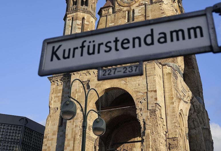 Dorint Kurfürstendamm Berlin, Berlín, Areál
