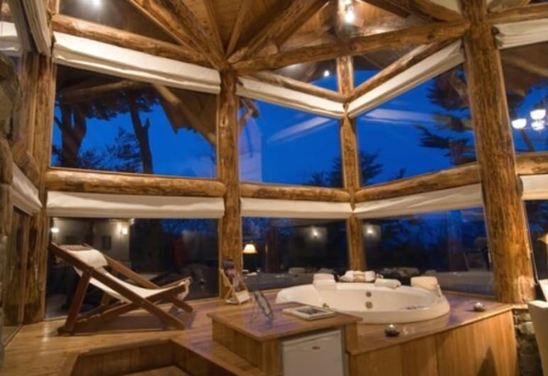 Cumbres del Martial, Ushuaia, Luxury Cabin, Kitchen, Guest Room