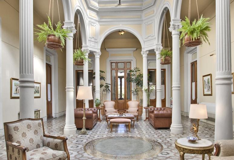 Hotel del Casco, San Isidro, Lobby Sitting Area