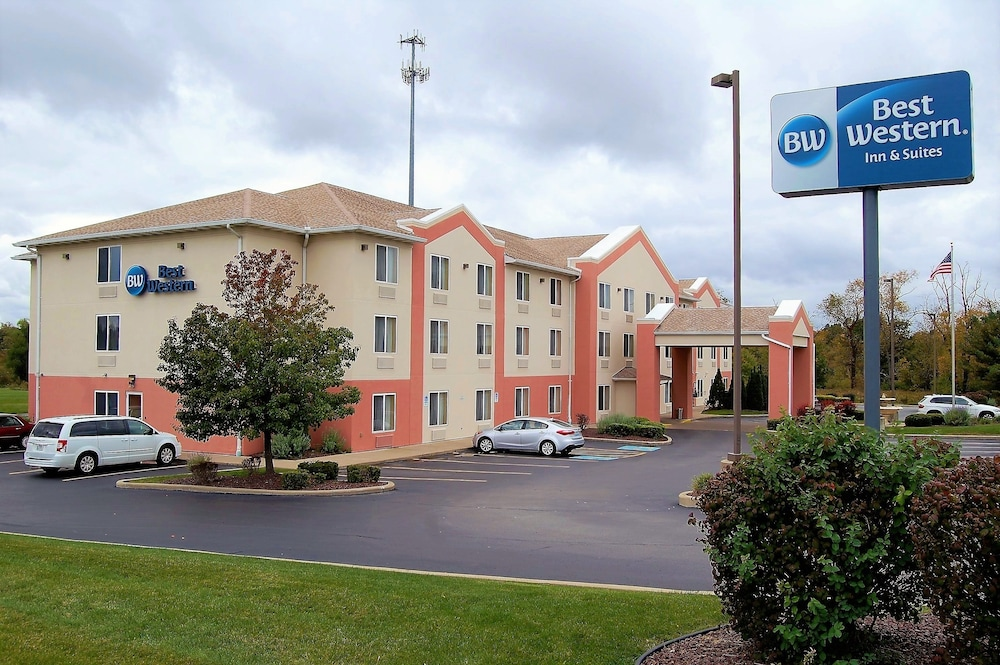 Best Western Penn-Ohio Inn & Suites, Hubbard