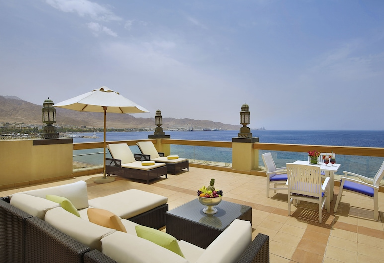 InterContinental Resort Aqaba, Aqaba, Apartament prezydencki typu Suite, Pokój