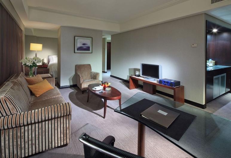 Tayih Landis Hotel,Tainan, Tainan, Žemesnės liukso klasės numeris, Svečių kambarys