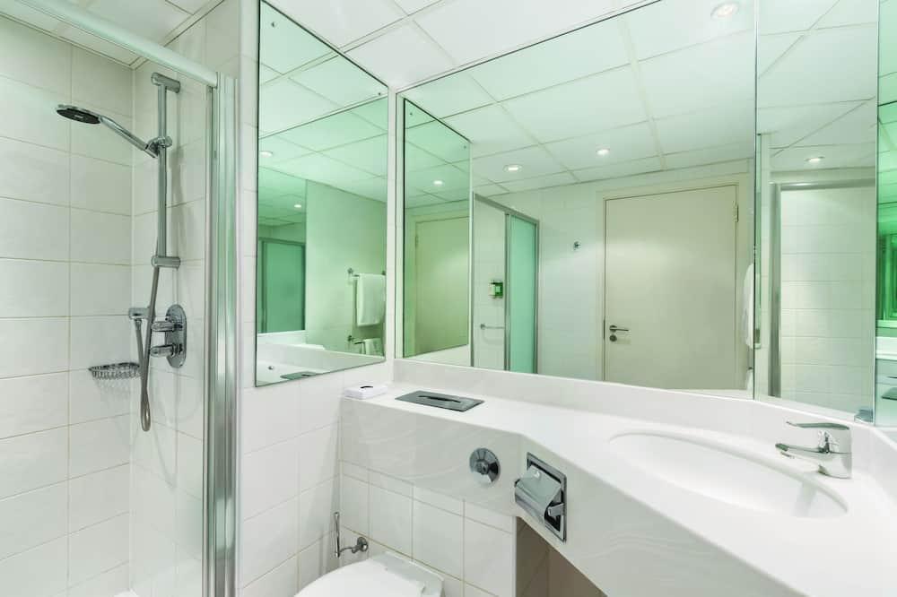 商務客房, 1 張標準雙人床, 非吸煙房 - 浴室