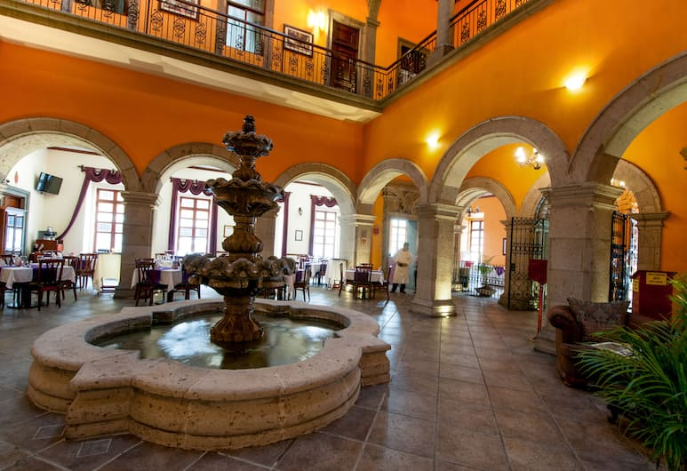 Hotel Morales Historical & Colonial Downtown Core, Guadalajara, Lobby