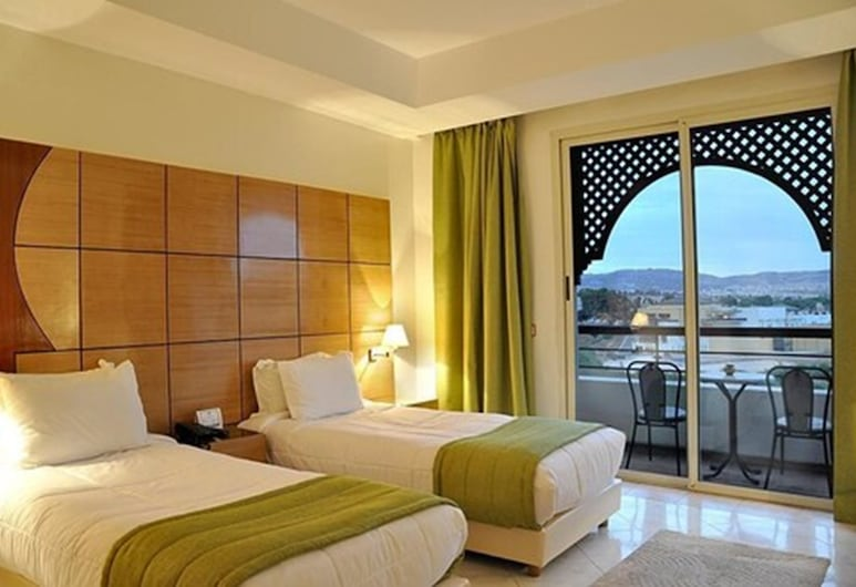 Wassim Hotel, Fes, Single Room, Guest Room View