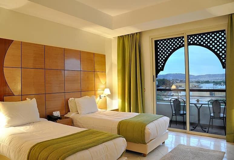 Wassim Hotel, Fes, Quarto casal, Quarto