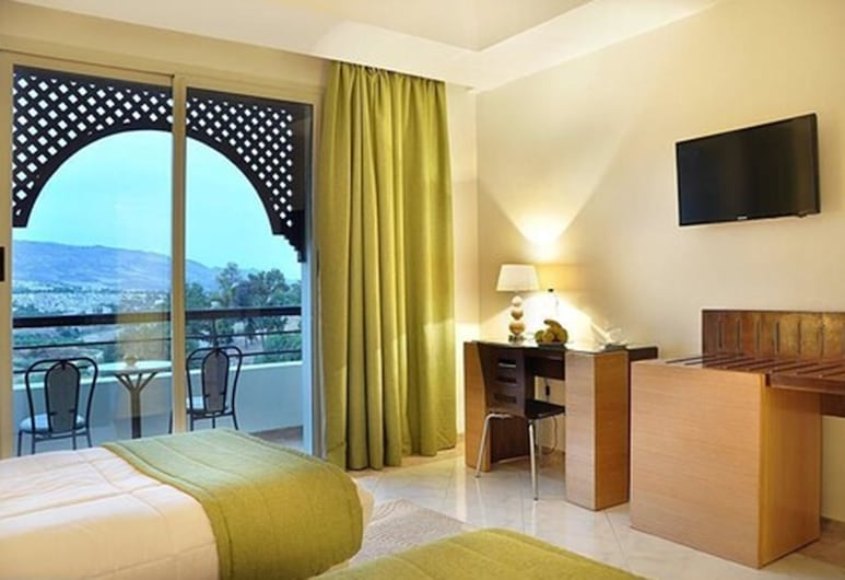 Wassim Hotel, פס, חדר זוגי, נוף מחדר האורחים
