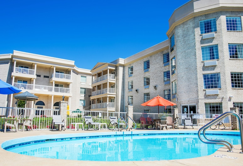Heritage Inn & Suites Rehoboth Beach, Rehoboth Beach, Außenbereich