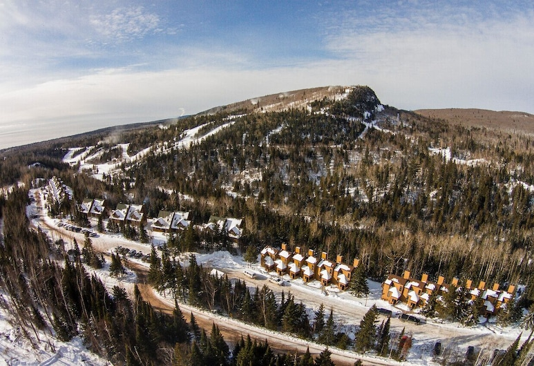 Caribou Highlands Lodge, Лутсен
