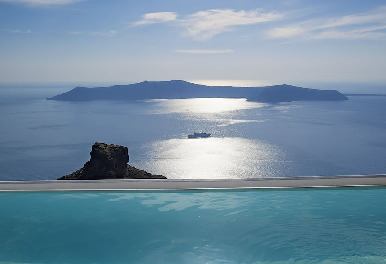 La Maltese Estate, Buddha-Bar Beach Santorini, Santorini, Infinity Pool