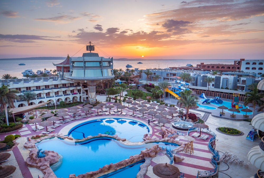 Seagull Beach Resort All Inclusive Hurghada