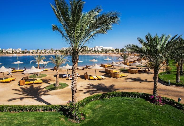 Desert Rose Resort, Hurghada, Beach