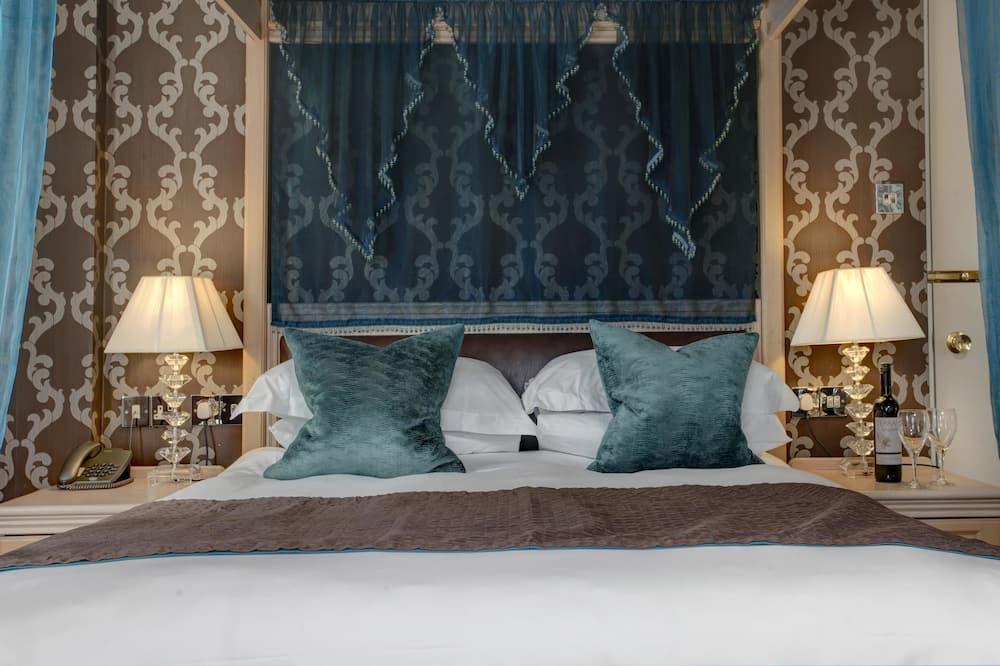 Стандартний номер, 1 ліжко «кінг-сайз», для некурців (Canopy Bed) - Номер