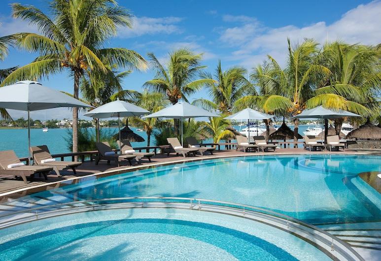 Veranda Grand Baie Hotel & Spa, Grand-Baie, Piscina all'aperto