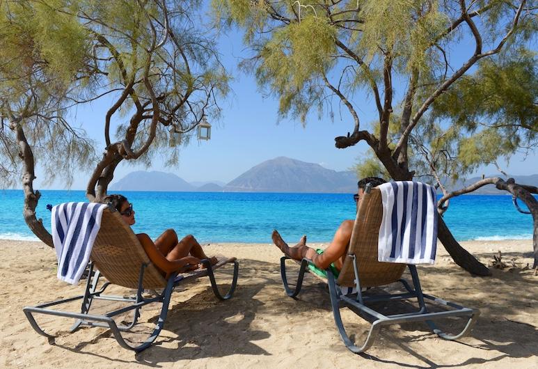 Airotel Achaia Beach, Patras, Beach