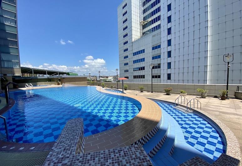 Evergreen Plaza Hotel Tainan, Tainan, Outdoor Pool